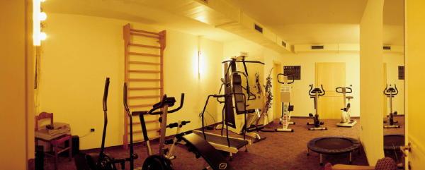 Foto della zona fitness Hotel Kristall