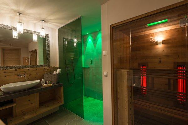 Foto del bagno Hotel Weiher
