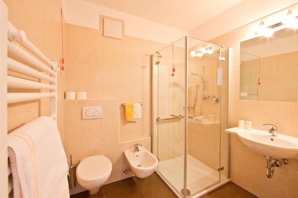 Foto del bagno Hotel Falken