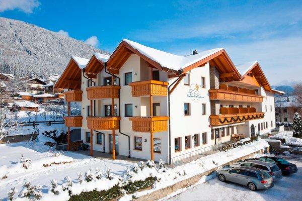 Foto invernale di presentazione Falken - Hotel 3 stelle sup.