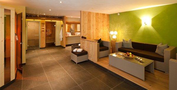The common areas Hotel Falken