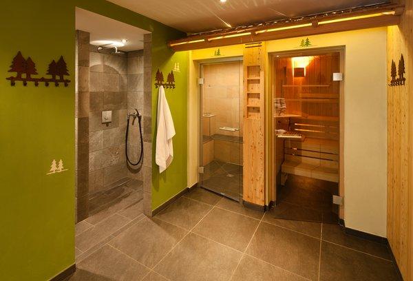 Photo of the wellness area Hotel Falken