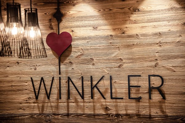 Foto di alcuni dettagli Appartements & Wellness Winkler
