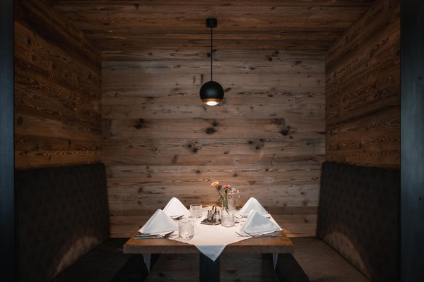 The restaurant Falzes / Pfalzen Hotel Gasthof Jochele