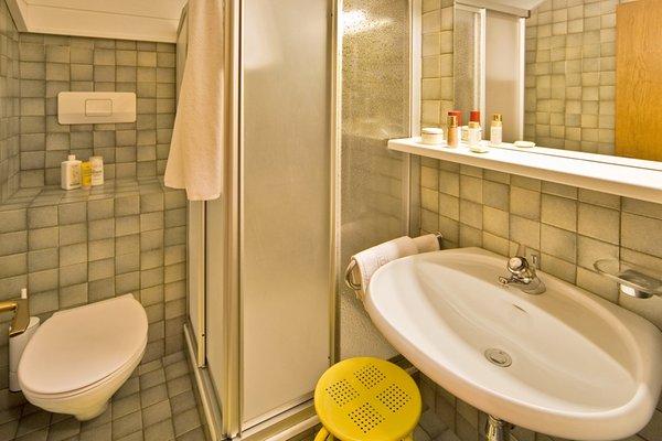 Foto del bagno Appartements Erika