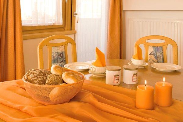 La colazione Appartements Erika - Appartamenti 3 soli