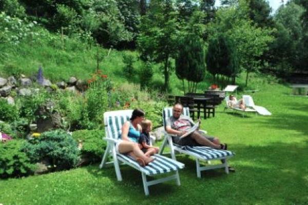 Foto vom Garten Pfalzen