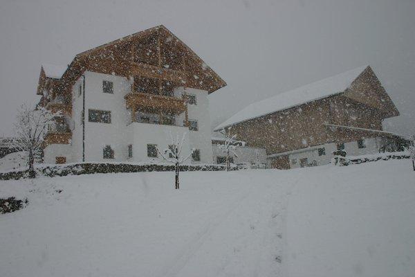 Photo exteriors in winter Gasserhof