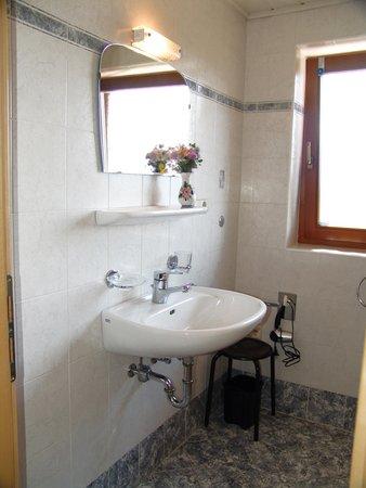 Photo of the bathroom Farmhouse apartments Reiterhof Grasspeinten