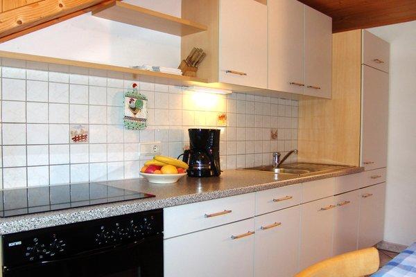 Foto della cucina Reiterhof Grasspeinten