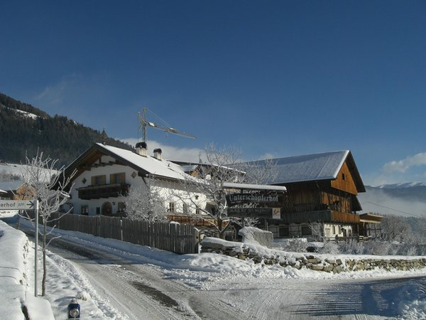 Photo exteriors in winter Unterschöpferhof
