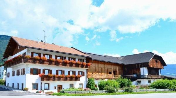 Foto estiva di presentazione Niedermairhof - Appartamenti in agriturismo 2 fiori