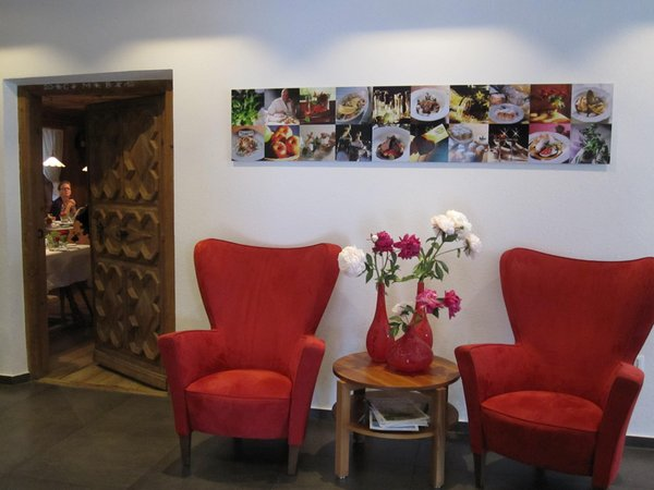 The common areas Hotel Gourmet- und Boutiquehotel Tanzer