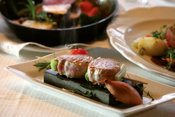Recipes and gourmet-dishes Gourmet- und Boutiquehotel Tanzer