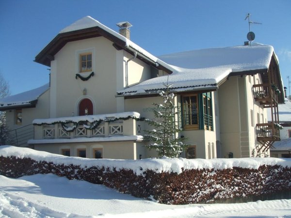 Foto invernale di presentazione Grünbacher - Pensione + Residence 3 stelle