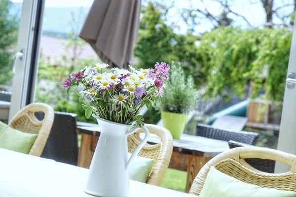 Das Restaurant Issing (Pfalzen) Walder