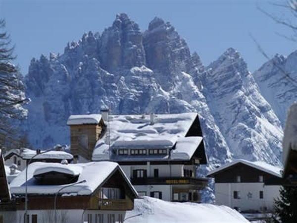 Foto invernale di presentazione Panorama - Residence 3 soli