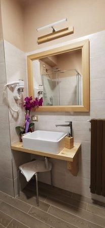 Photo of the bathroom Hotel + Residence Panorama