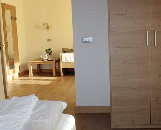 Foto della camera Hotel + Residence Panorama