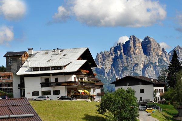 Foto Außenansicht im Sommer Panorama
