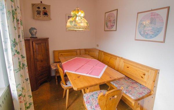Der Wohnraum Residenza Katinanna - Ferienwohnungen