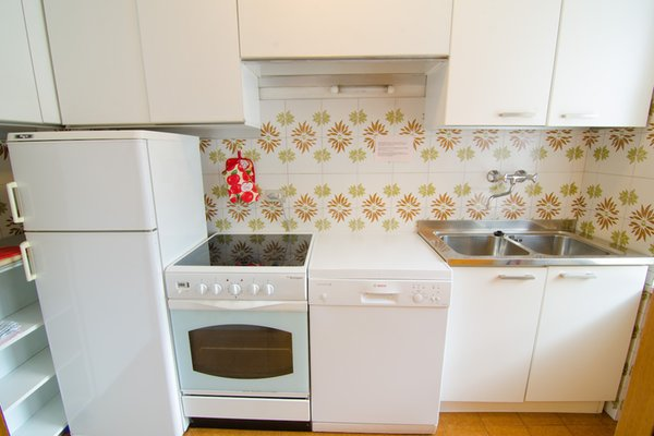 Foto della cucina Residenza Katinanna