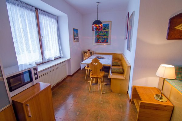 La zona giorno Residenza Katinanna - Appartamenti