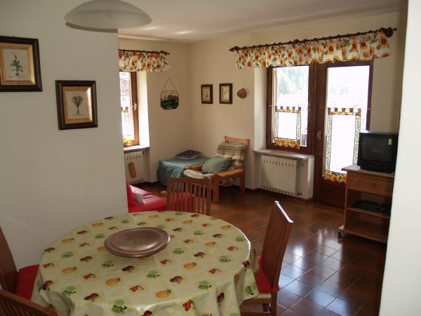 Foto vom Wohnzimmer