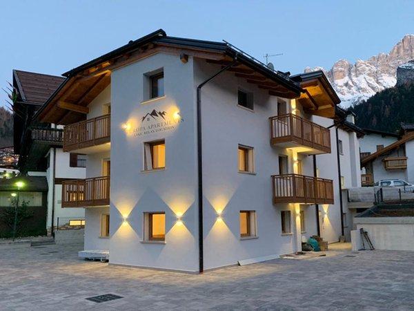 Sommer Präsentationsbild Europa Mountain Apartments