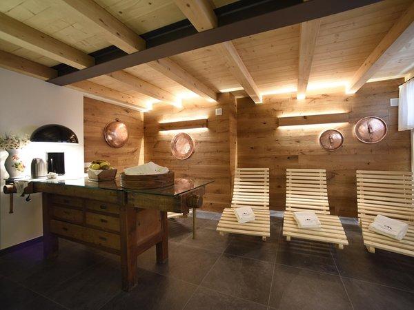 Foto della sauna Alleghe