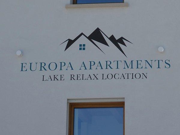 Foto einiger Details  Europa Mountain Apartments
