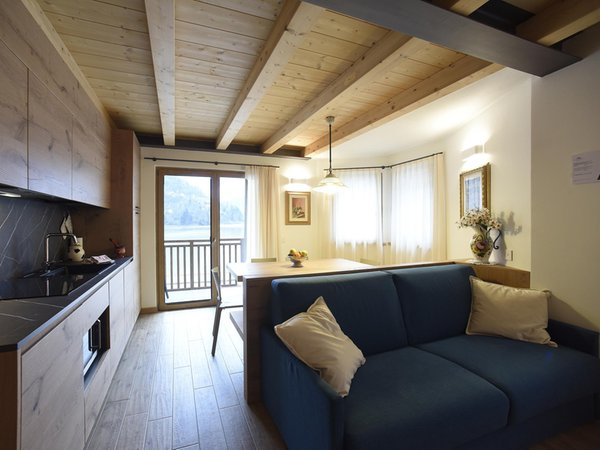 Der Wohnraum Europa Mountain Apartments
