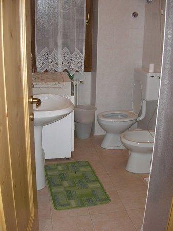 Foto del bagno Appartamenti Fant Marta