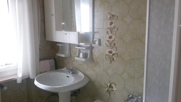 Foto del bagno Appartamento Del Negro Giorgio