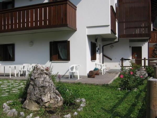 Foto estiva di presentazione Appartamento Bassot