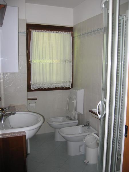 Foto del bagno Appartamento Bassot