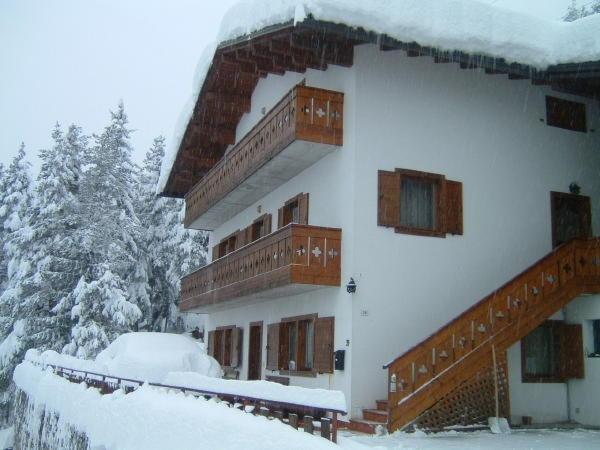 Winter presentation photo Casa Riva - Apartments