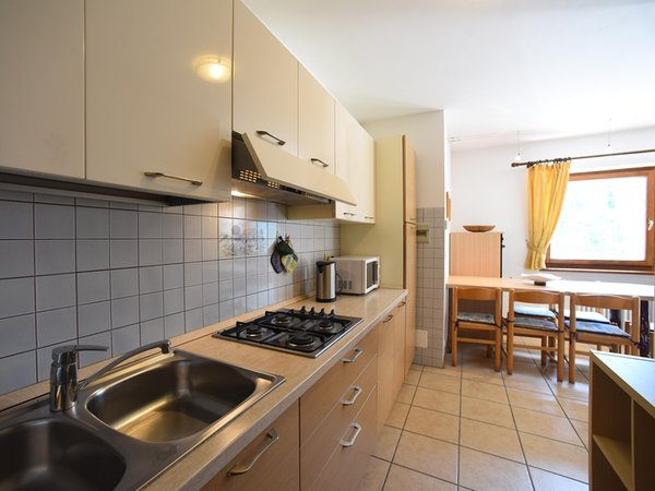 Photo of the kitchen Casa Riva
