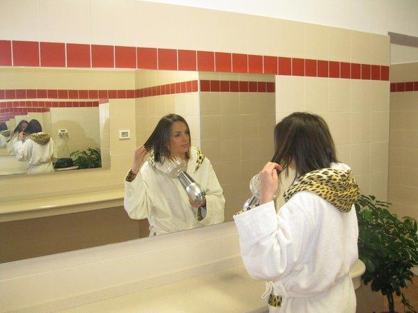 Photo of the bathroom Campsite Palafavera