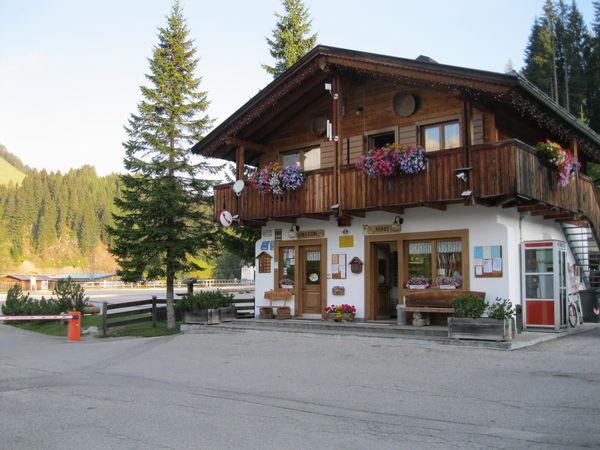 Photo exteriors in summer Palafavera