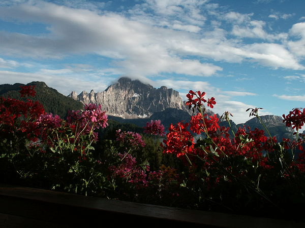 Panorama Colle Santa Lucia