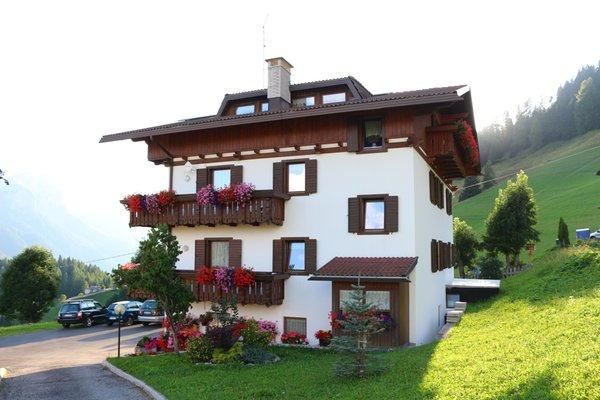 Foto estiva di presentazione Casa Canazei - Appartamenti