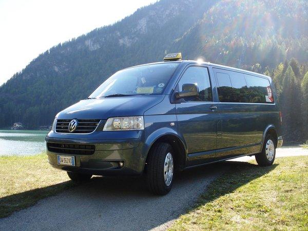 Foto estiva di presentazione Alleghe Dolomites Company - Taxi