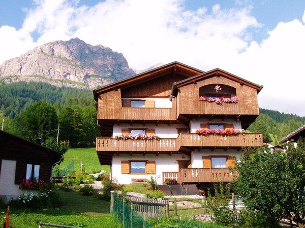 Foto estiva di presentazione Appartamento Lorenzini Marisa