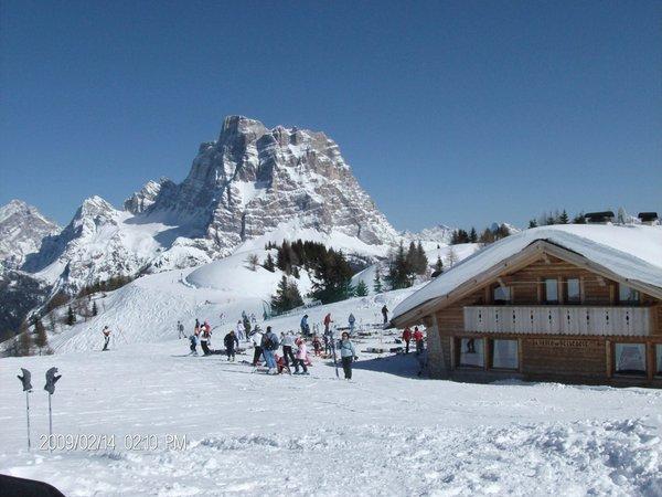 Gallery Monte Civetta - Ski Civetta inverno