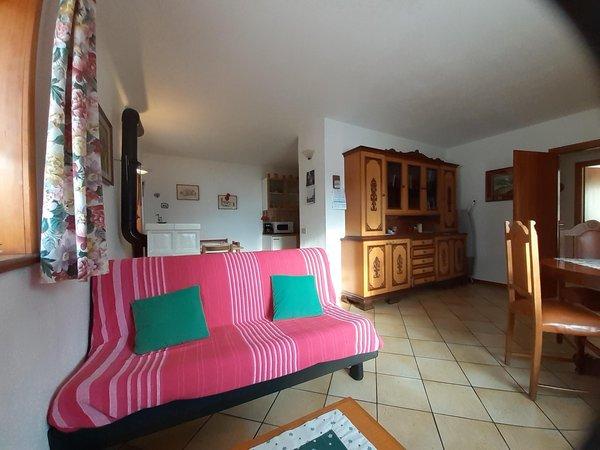 La zona giorno Appartamento Lorenzini Marisa