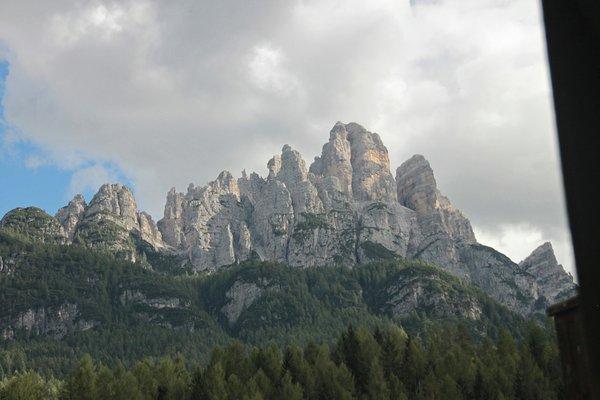 Panorama Val di Zoldo - Pralongo