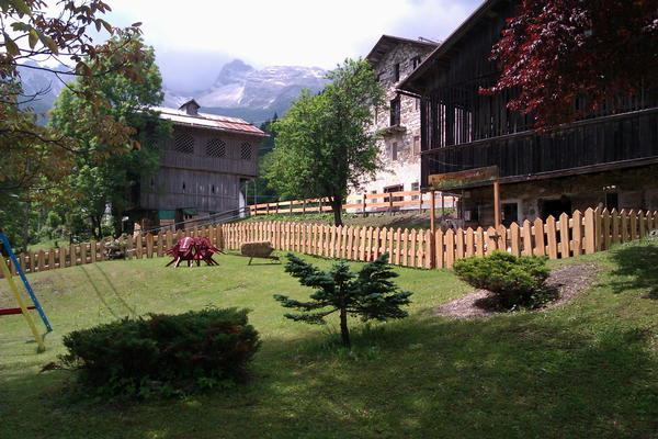 Foto vom Garten Val di Zoldo - Pralongo