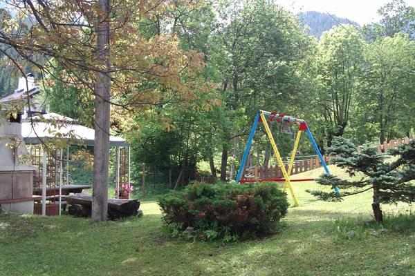 Foto del giardino Val di Zoldo - Pralongo