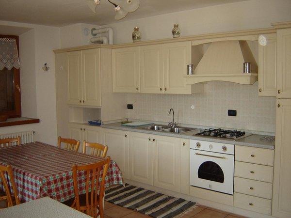 Photo of the kitchen Residenza Domino